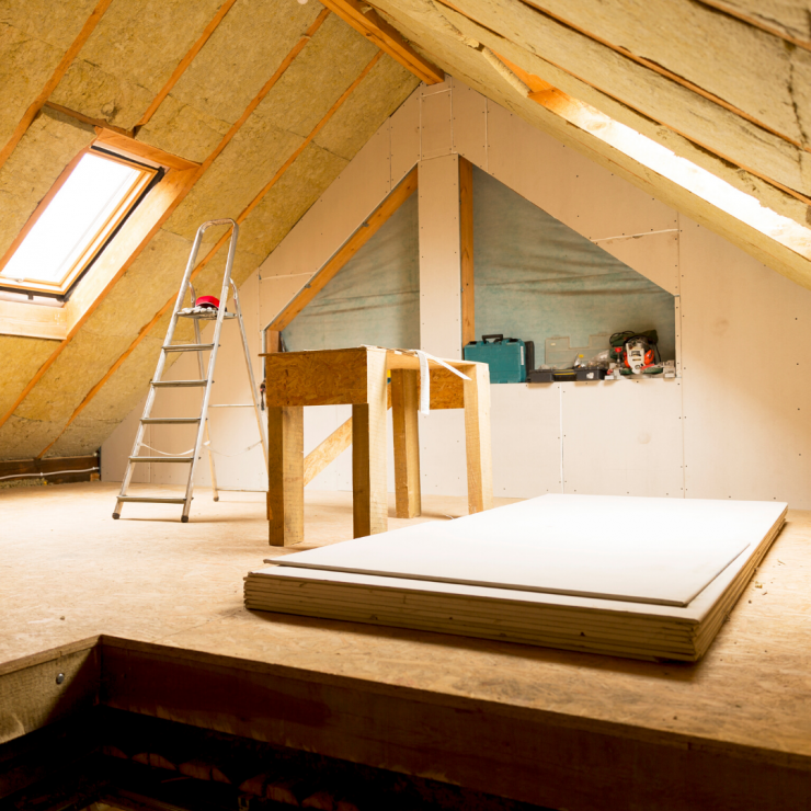 Keeping Your Family Safe with Attic Insulation