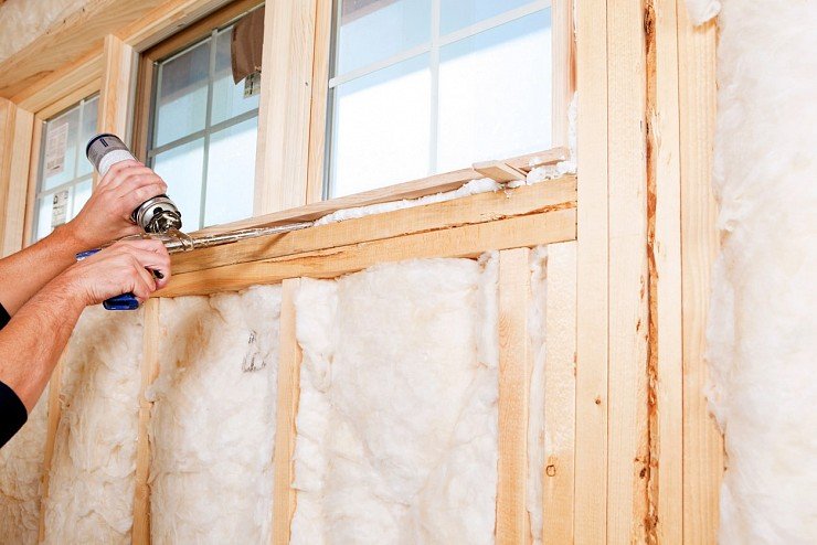 Spray Foam Insulation - Oakville