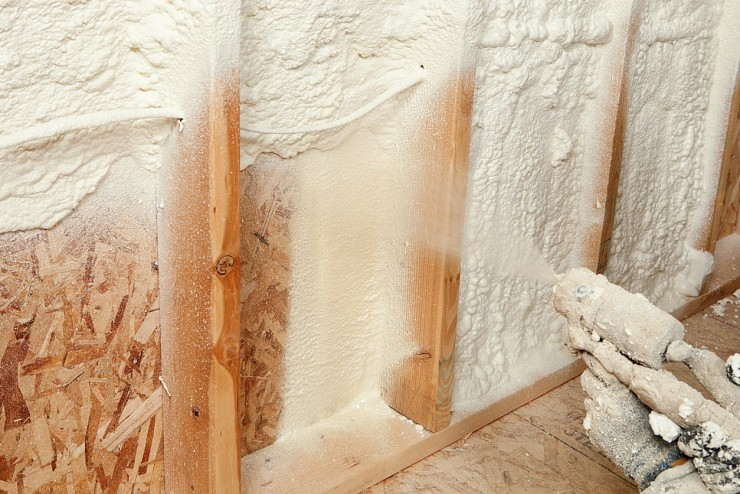 Spray Foam Insulation - Richmond Hill