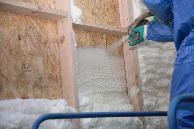 Spray Foam Insulation - North York