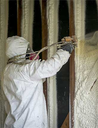 spray foam insulation toronto by Four Seasons Contractor